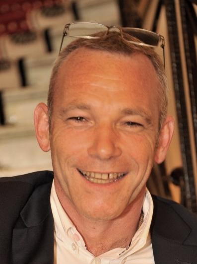 Photographie du Président de la Commission Mobilier : Anthony ORSONNEAU