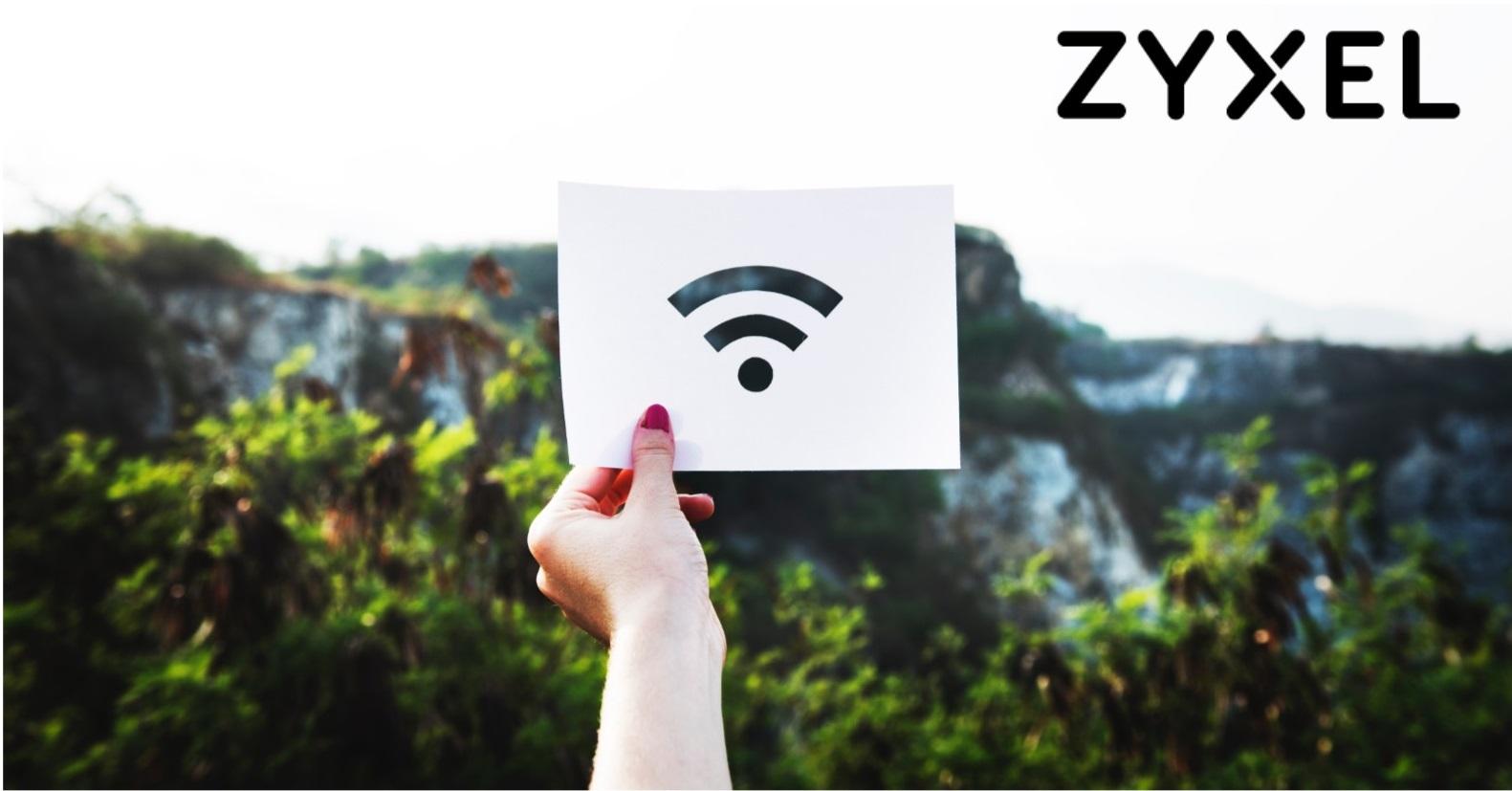 Zyxel wifi - Eben
